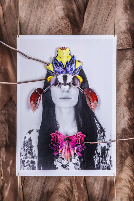 Bug-Faced Portraiture