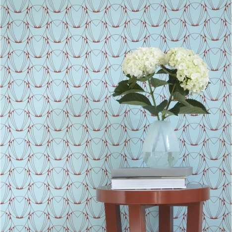 Tempaper is a Self-Adhesive Wallpaper That Peels Smoothly