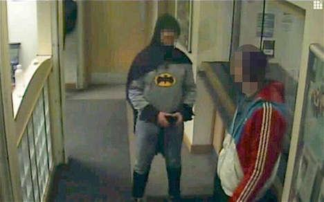 Real-Life Costumed Vigilantes