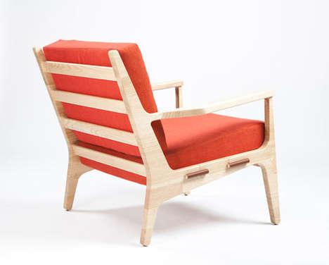 Eccentric Wood Furniture Frames