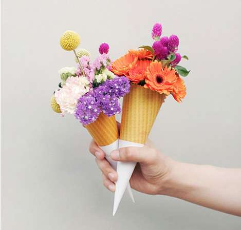 22 Quirky Bouquet Arrangements