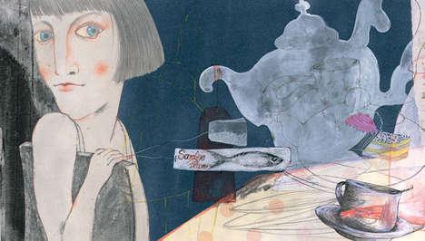 Fairy Tale Journey Drawings