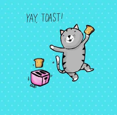 Comedic Animal Illustrations