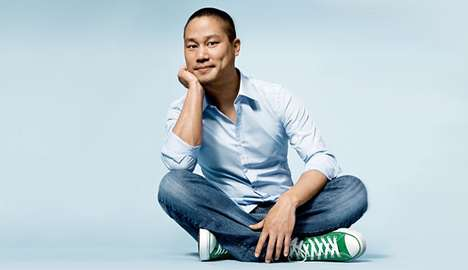 Tony Hsieh's Company Culture Speech Explores the Zappos Strategy