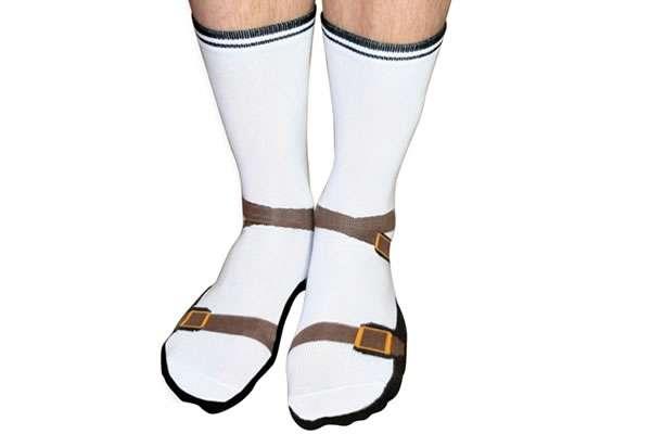 12 Utterly Geeky Socks