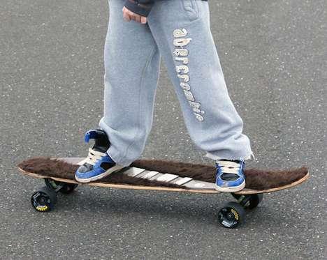 Galactic Warrior Skateboards