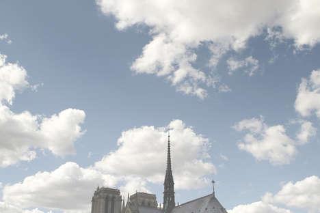 Sky-Bound Landmark Photography