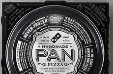 Sophisticated Pizza Packaging