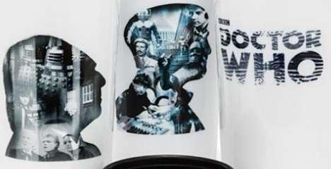 Sci-Fi Commemorative Cups