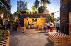 Urban Eco Coffee Exhibits
