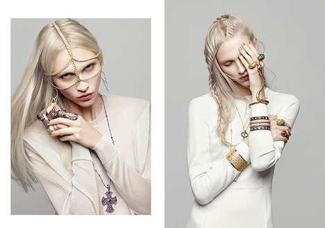 Serpentine Jewelry Photoshoots