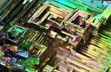 Microscopic Metal Photography