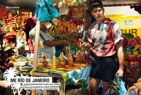 Brazilian Bazaar Editorials