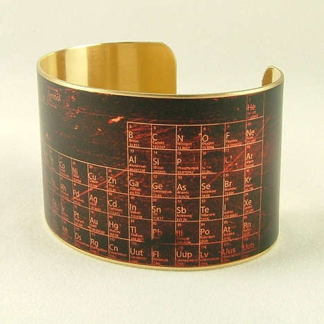 Sleek Scientific Bracelets