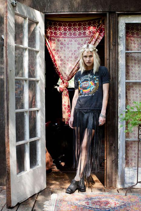 Rustic Boho Fashion