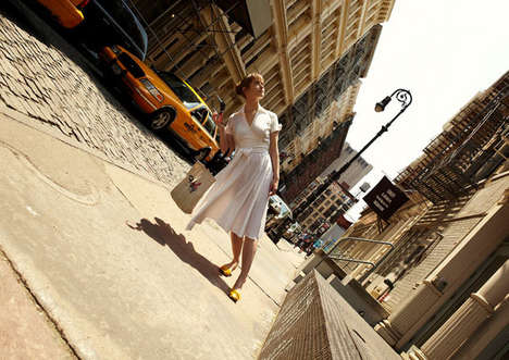 Slanted Urban Photography