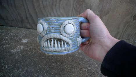 Ferocious Fish Mugs