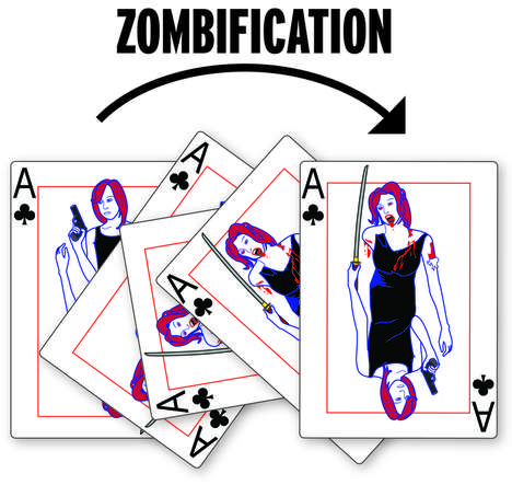 Zombified Card Games