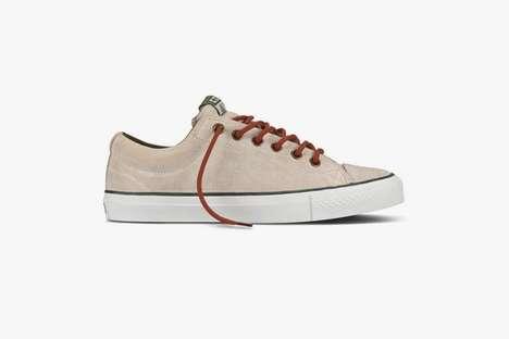Understated Irish-Inspired Sneakers