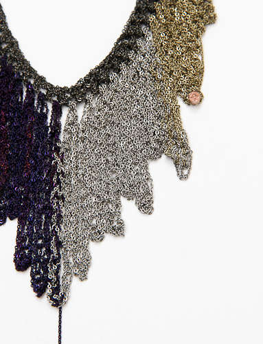 Dripping Metal Mesh Accessories
