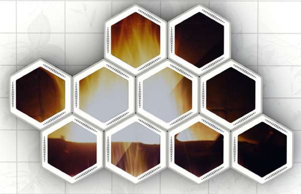 100 Hot Honeycomb Designs