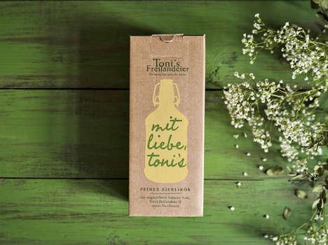 Good-Natured Beverage Branding