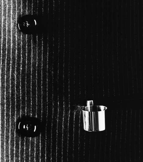 Wearable Cigarette Receptacles