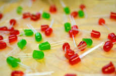 Edible Candy Diodes