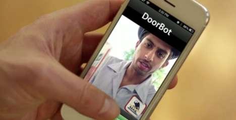 Smartphone-Connected Doorbells