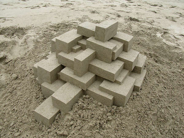 22 Sand-Sourced Works of Art