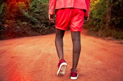 Tribal Premium Sneaker Lookbooks
