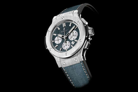 Denim Timepiece Collections