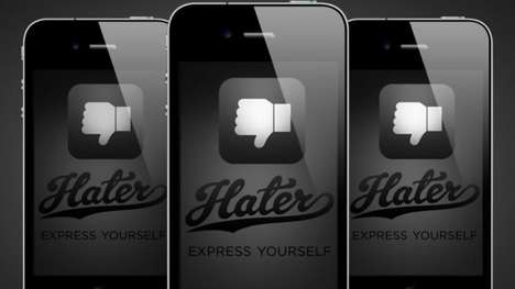 The Hater App Creates a More Democratic Internet