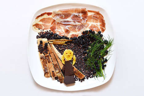 Unorthodox Daily Food Creations