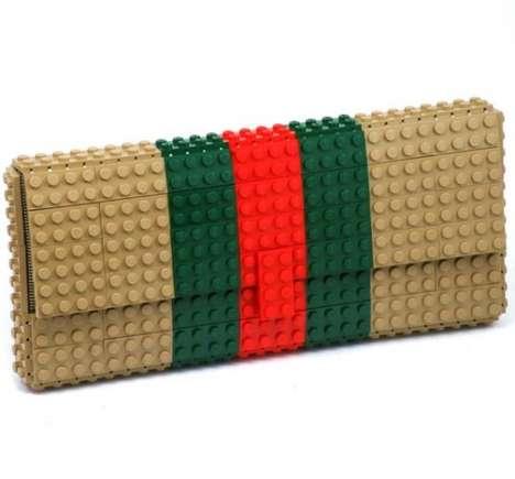 Designer LEGO Handbags