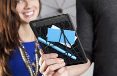 Bungee-Backed Tablet Protectors