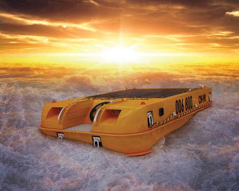 Floating Disaster Shelters