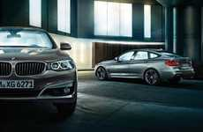 Electronically Limited Vehicles - The 2014 BMW '3 Series Gran Turismo' Officially Premiered