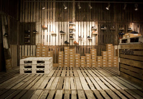 Shipping Palette Retailers