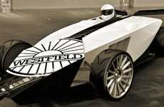 DIY Eco Race Cars - The Westfield iRacer is the World's First Racing EV Kit Car