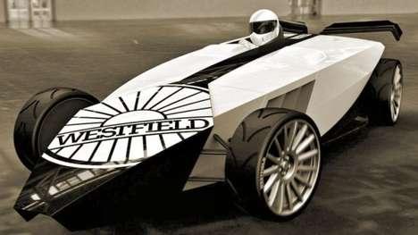 DIY Eco Race Cars