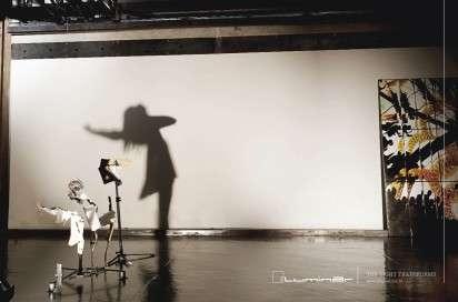 Trashy Shadow Art Ads