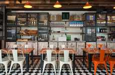 Industrial European Eateries - Jamie's Italian by Blacksheep Marries Tradition With Modern Design