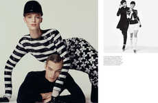 Monochromatic Jailbird Editorials