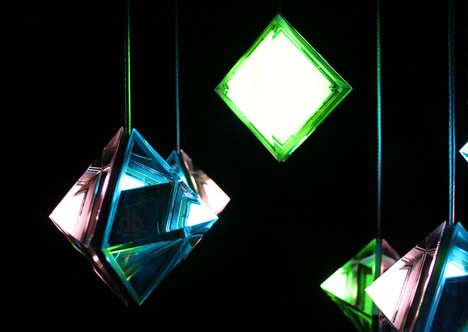 Prismatic Neon Illuminators