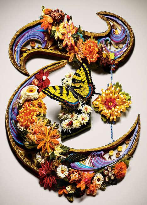Exquisitely Quilled Craft Creations