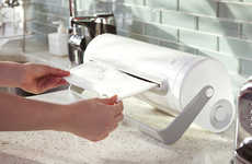 Kitchen Cloth Washers - The Renew Towel Cleaner Refreshes Fabrics and Reduces Waste