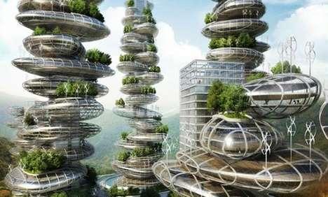 Multi-Story Urban Farms