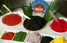High-Brow Buffets - The Bellagio Buffet in Las Vegas Now Offers All-You-Can-Eat Caviar