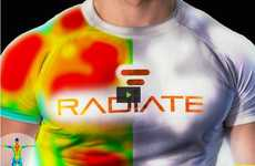 Thermal Image Athletic Apparel - This High-Tech Athletic Apparel is Hot
